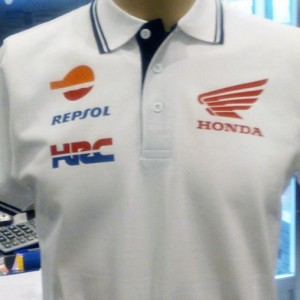 Polo Chico Honda HRC