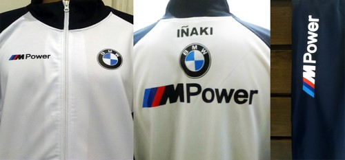 Chandal BMW MPower