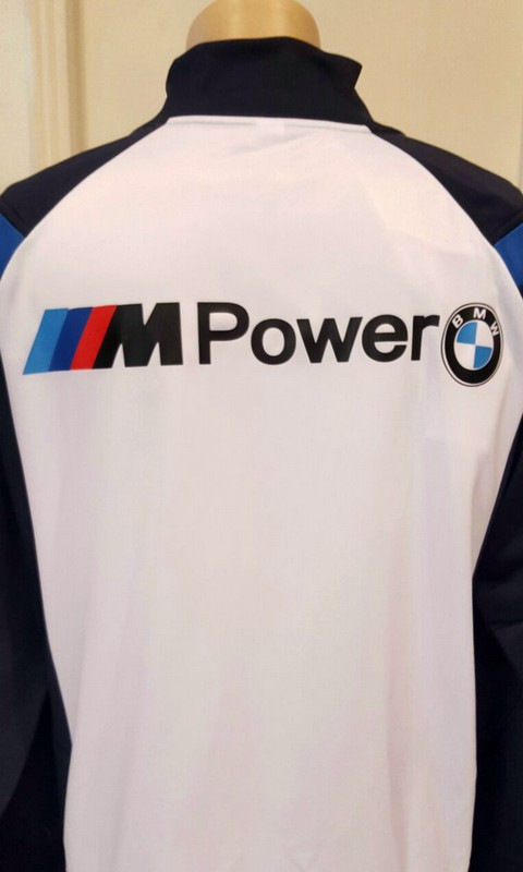 CHANDAL BMW COMPLETO