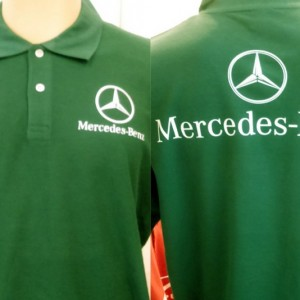 Polo Mercedes BOSS