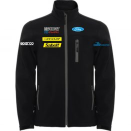 Chaqueta Softshell Ford Escort RS Turbo