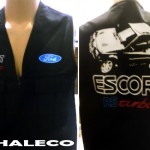 Chaleco Ford Escort RS Turbo